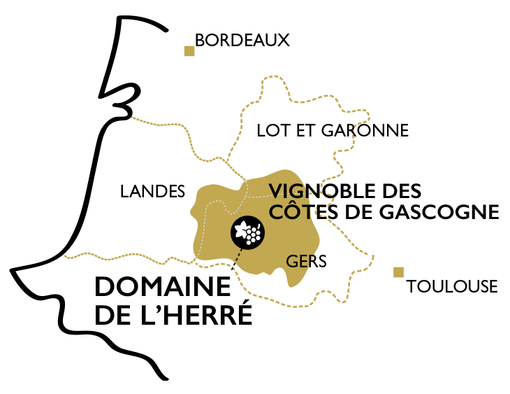 Carte-vignoble-cote-de-gascogne